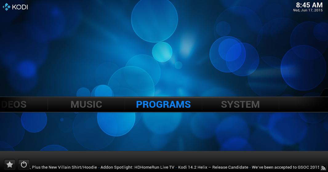 8 programs