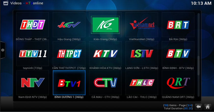 How To Install HTV Online on Kodi