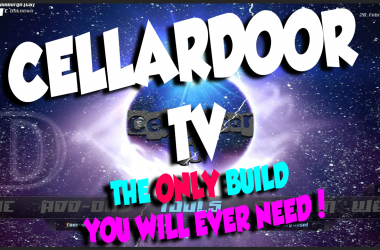 CellarDoorTV Build