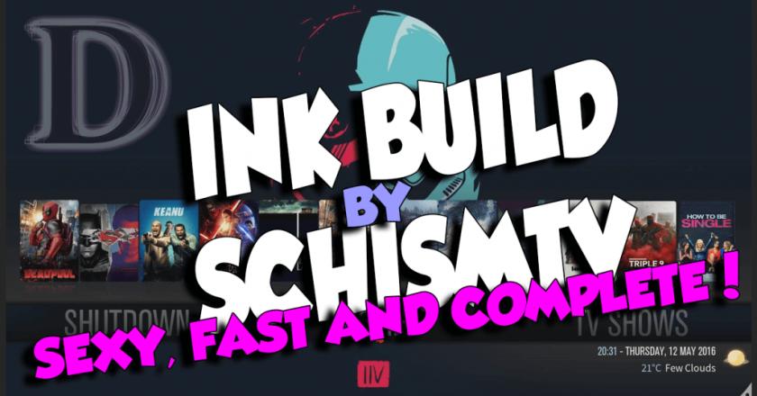 INK Build Schism TV