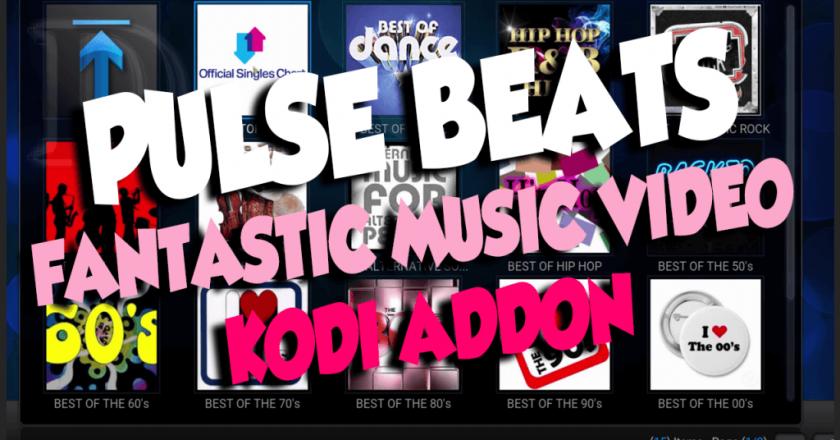 Best Music Addon Kodi