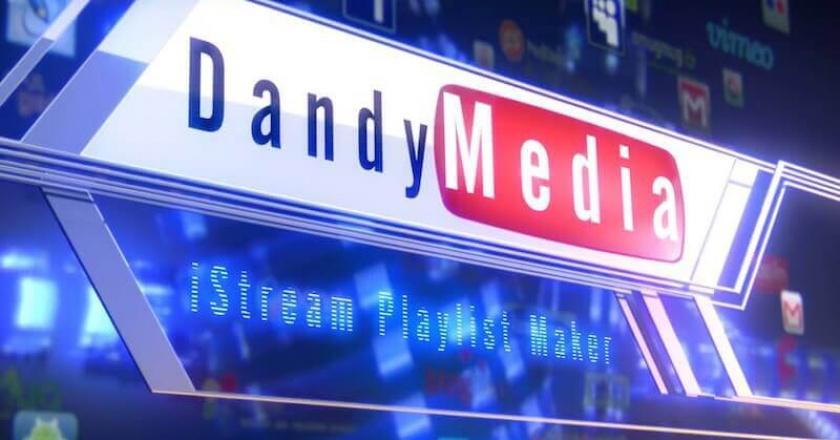 Install DandyMedia