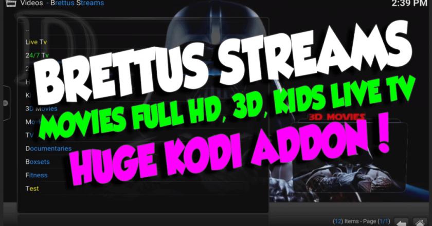 install Brettus Streams