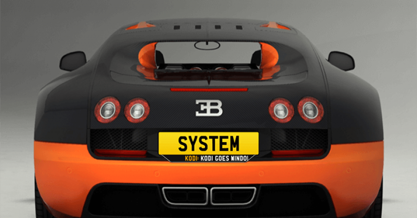 Install The Supercars Build