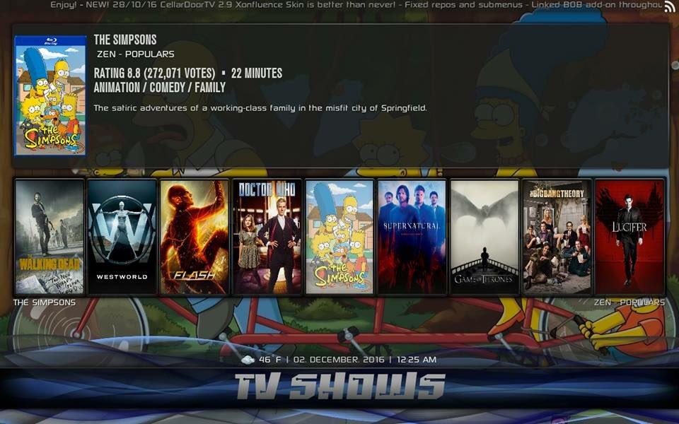 celladoor-tv-shows