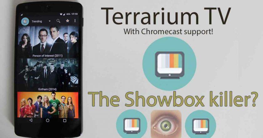 Install Terrarium TV On Android