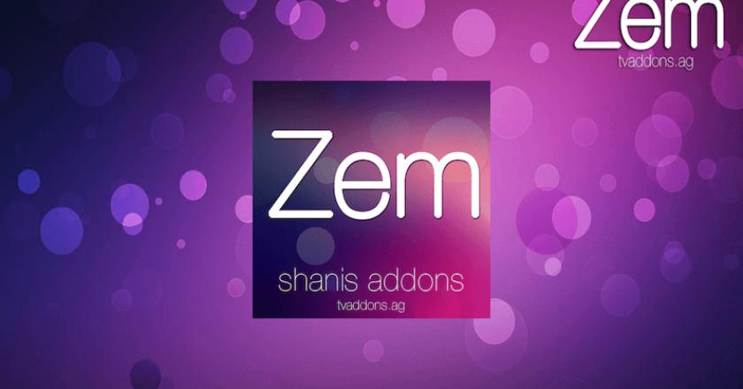 Install Zem TV Addon On Kodi 17