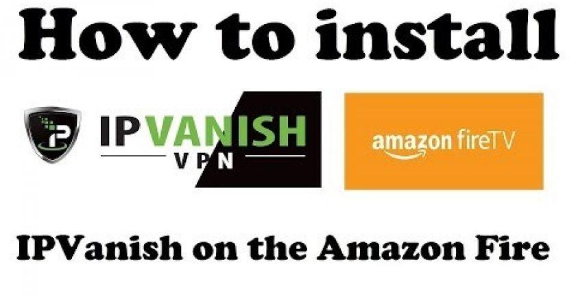 IPVanish VPN App Install Guide